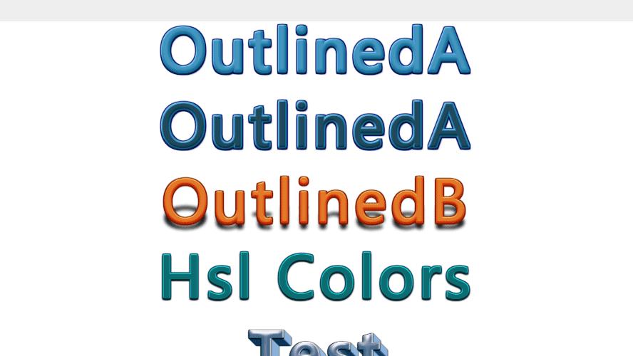 十三款超炫超酷的CSS3文字特效代码集锦 带DEMO演示