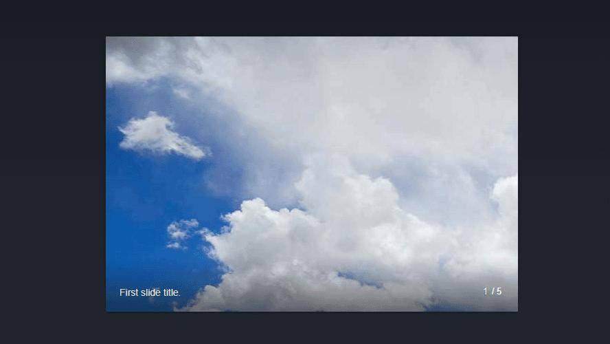 CSS3样式点击图片切换下一张 焦点图片展示集特效