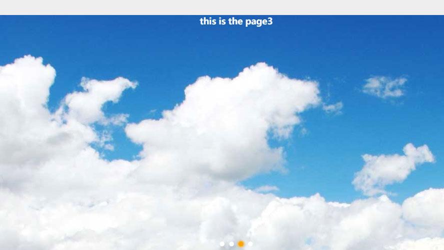 jQuery制作响应式全屏幻灯片轮播插件 兼容IE8版本