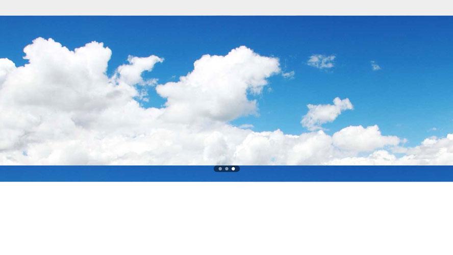 jQuery响应式宽屏幻灯片焦点轮播无缝切换代码