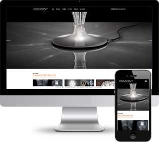 企业通用织梦模板,展示型企业网站源码