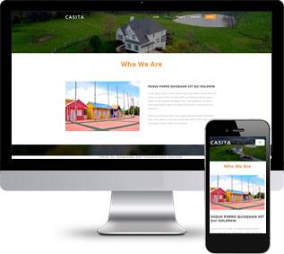 租房销售静态网页,房屋租赁静态网页,经纪公司静态网页