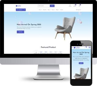 家具网站模板,桌椅网站模板,销售网站模板